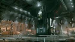 Unreal Engine 4 - Атриум из Dead Space воссозданный на Unreal Engine 4 - screenshot 1