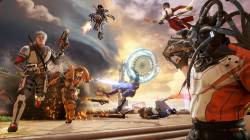 LawBreakers - 4 новых скриншота LawBreakers - screenshot 3