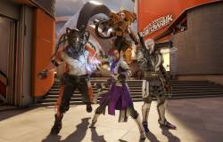 LawBreakers - 4 новых скриншота LawBreakers - screenshot 2