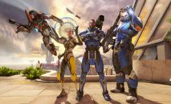 LawBreakers - 4 новых скриншота LawBreakers - screenshot 4