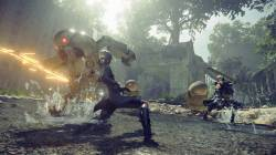 Platinum Games - Platinum Games опубликовали новые скриншоты NieR: Automata - screenshot 15