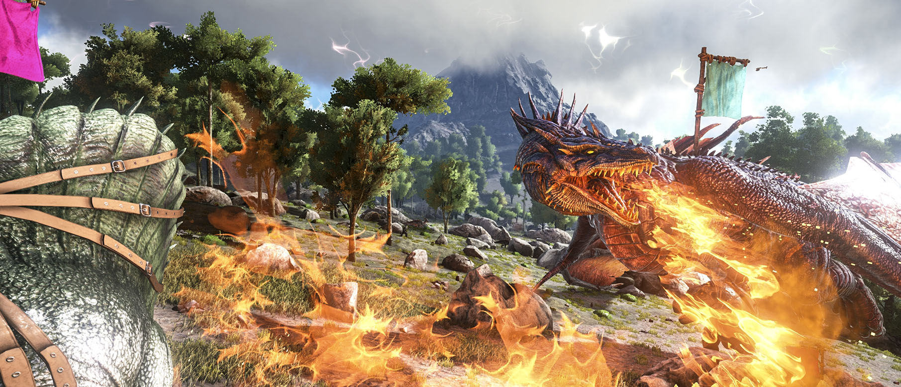 Релиз ARK: Survival Of The Fittest на PS4 отложен
