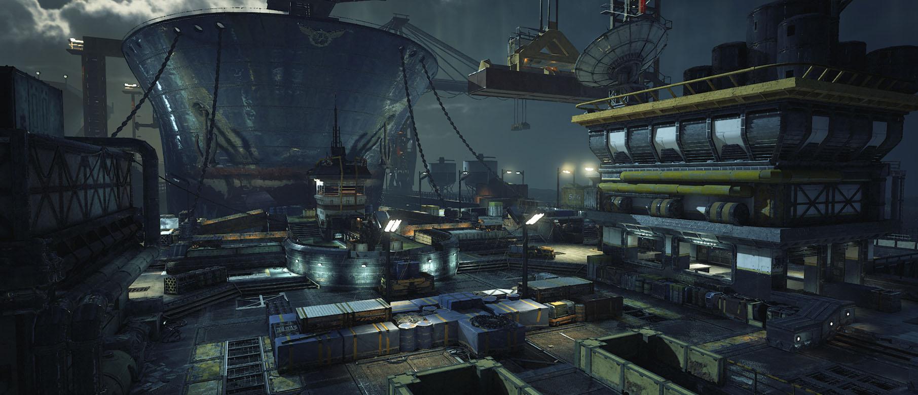 Смотрите как графика в Gears of War 4 была улучшена, и теперь все работает на стабильных 60FPS :: Rampaga