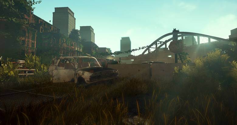 Unreal Engine 4 - Шоссе из The Last Of Us воссозданное на Unreal Engine 4 - screenshot 4