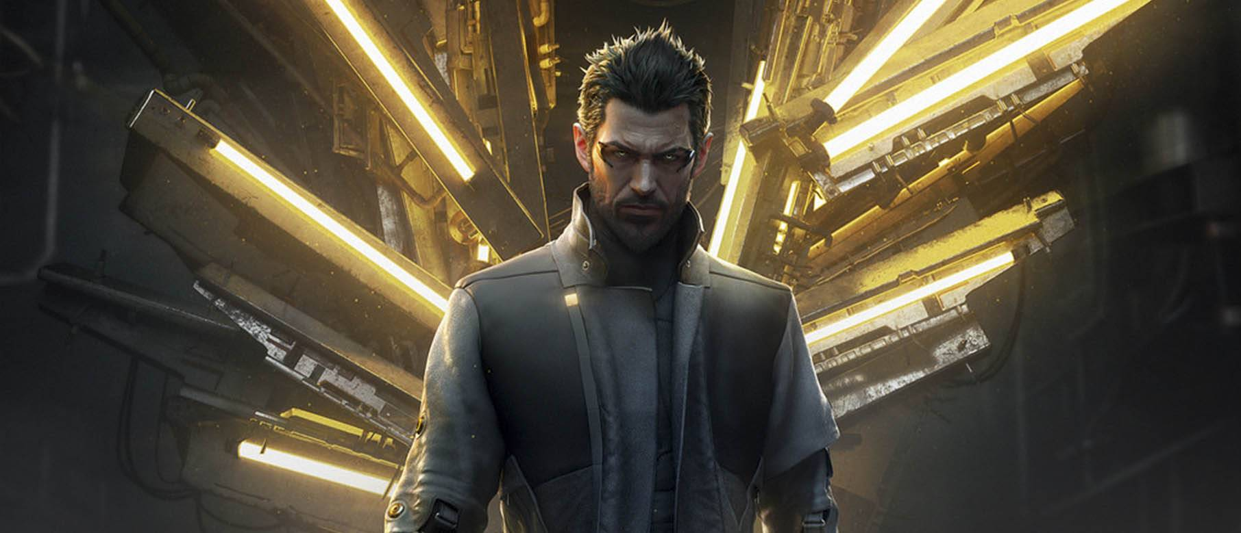 Изображение к Скриншоты окна настроек Deus Ex: Mankind Divided