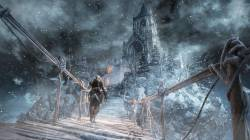 4K скриншоты из DLC Ashes of Ariandel для Dark Souls 3