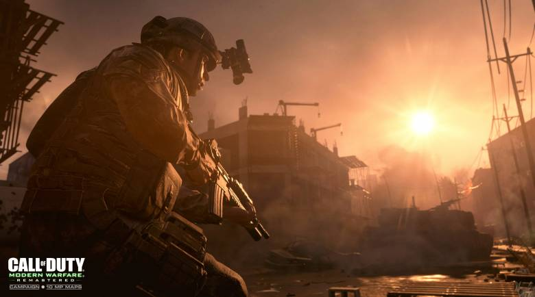 Call of Duty: Infinite Warfare - 3 новых скриншота  ремастера Call of Duty: Modern Warfare - screenshot 3