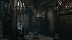 Unreal Engine 4 - Воссозданный на Unreal Engine 4 особняк из Resident Evil - screenshot 10