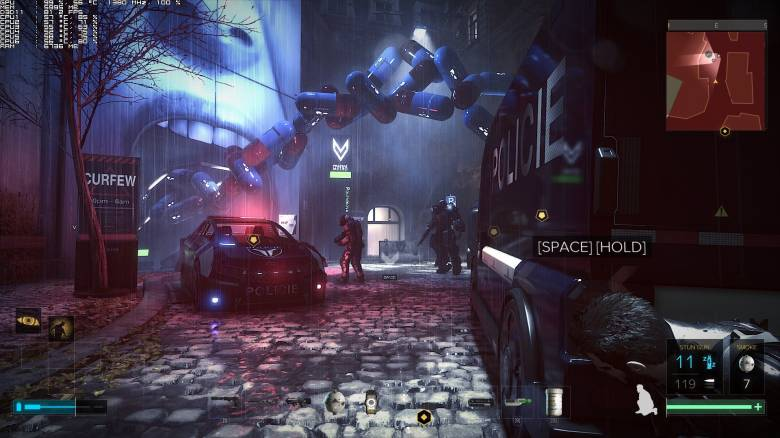 Deus Ex: Mankind Divided - DX12 патч доступен для Deus Ex: Mankind Divided - screenshot 3