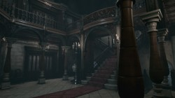 Unreal Engine 4 - Воссозданный на Unreal Engine 4 особняк из Resident Evil - screenshot 3
