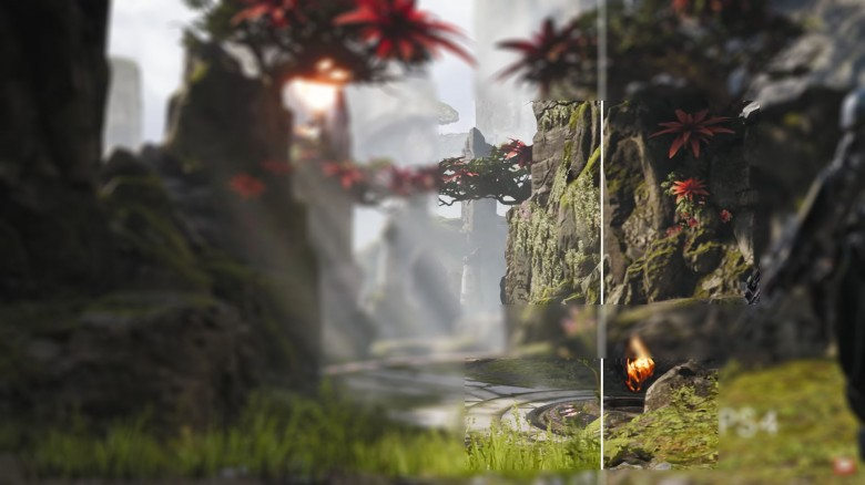 Paragon - Как Paragon выглядит на PS4 Pro - screenshot 1