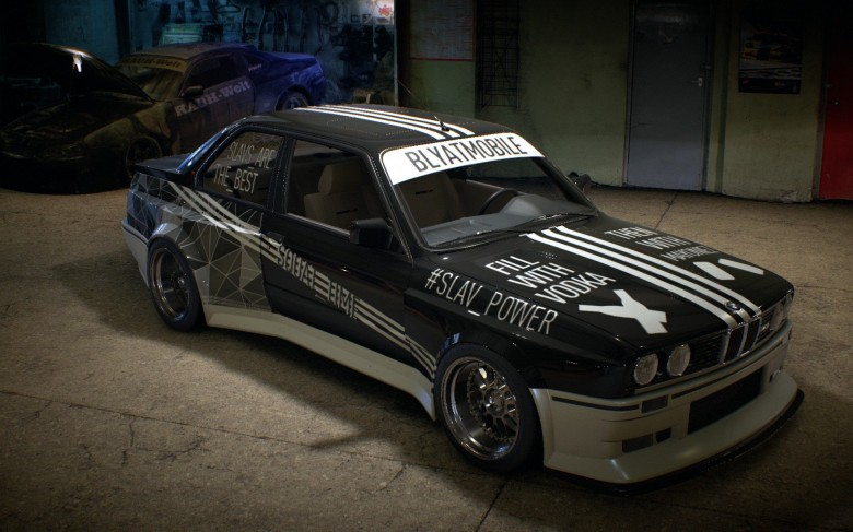 Need For Speed - Blyatmobile в Need For Speed - screenshot 1