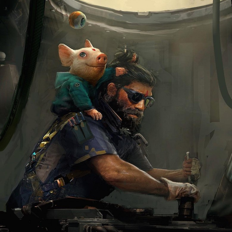 Beyond Good & Evil 2 - Это должно быть тизер Beyond Good & Evil 2 - screenshot 1