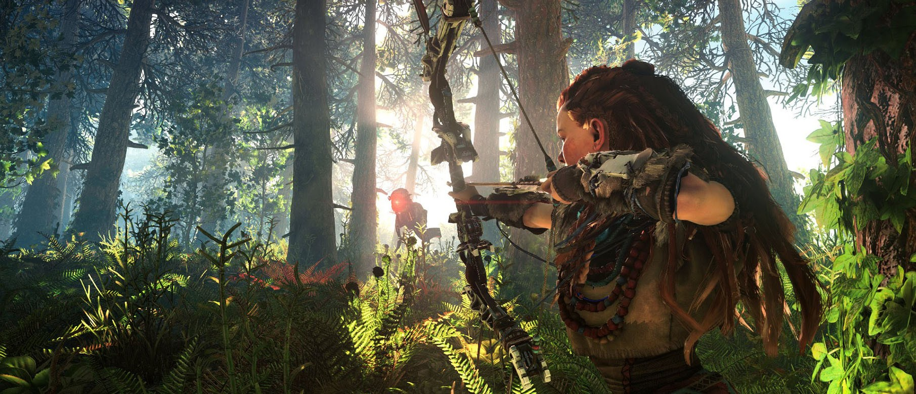 Изображение к Guerrilla Games рассказали о том, как Horizon Zero Dawn стала Action-RPG