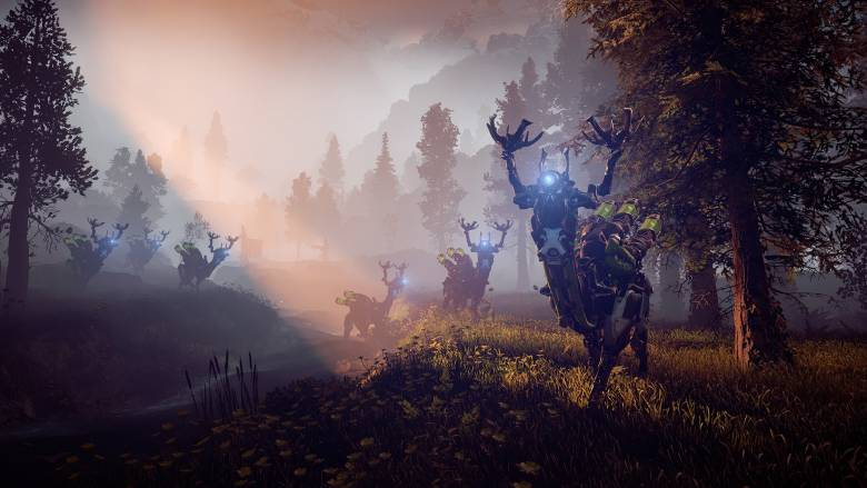 Guerrilla Games - Новые скриншоты и видео Horizon: Zero Dawn - screenshot 2
