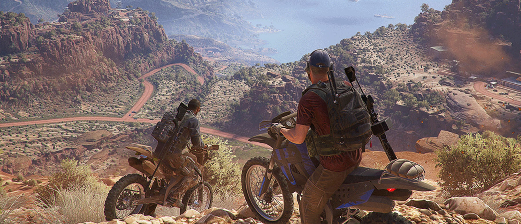 Изображение к Пора присоединятся к бете Ghost Recon: Wildlands