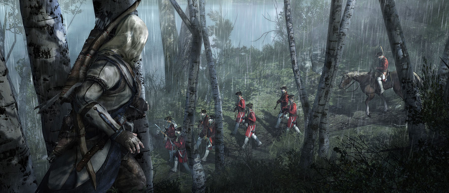 Изображение к Не забудьте забрать свою копию Assassin's Creed III