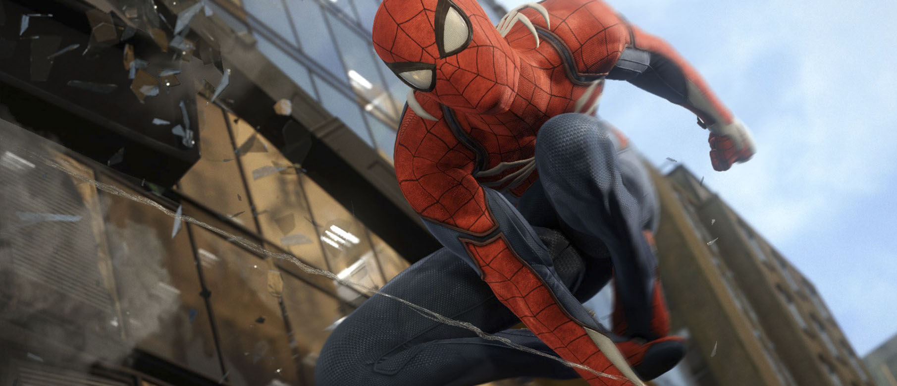 Изображение к Новый Spider-Man не появится на PlayStation Experience и The Game Awards