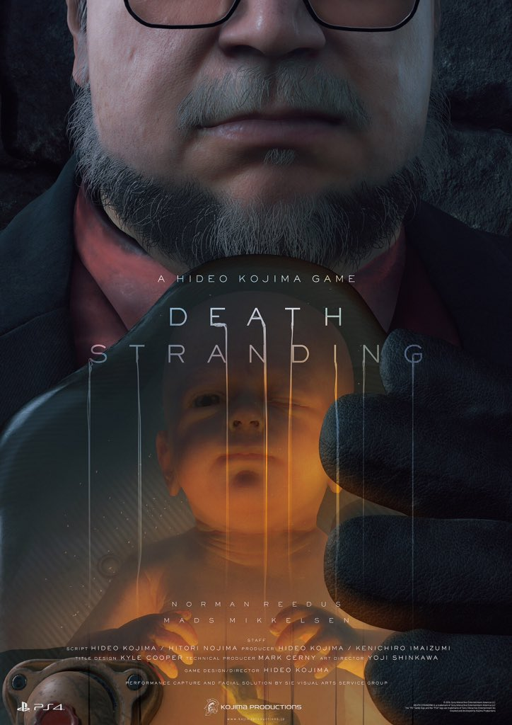 Death Stranding - The Game Awards: Новый трейлер Death Stranding - screenshot 2