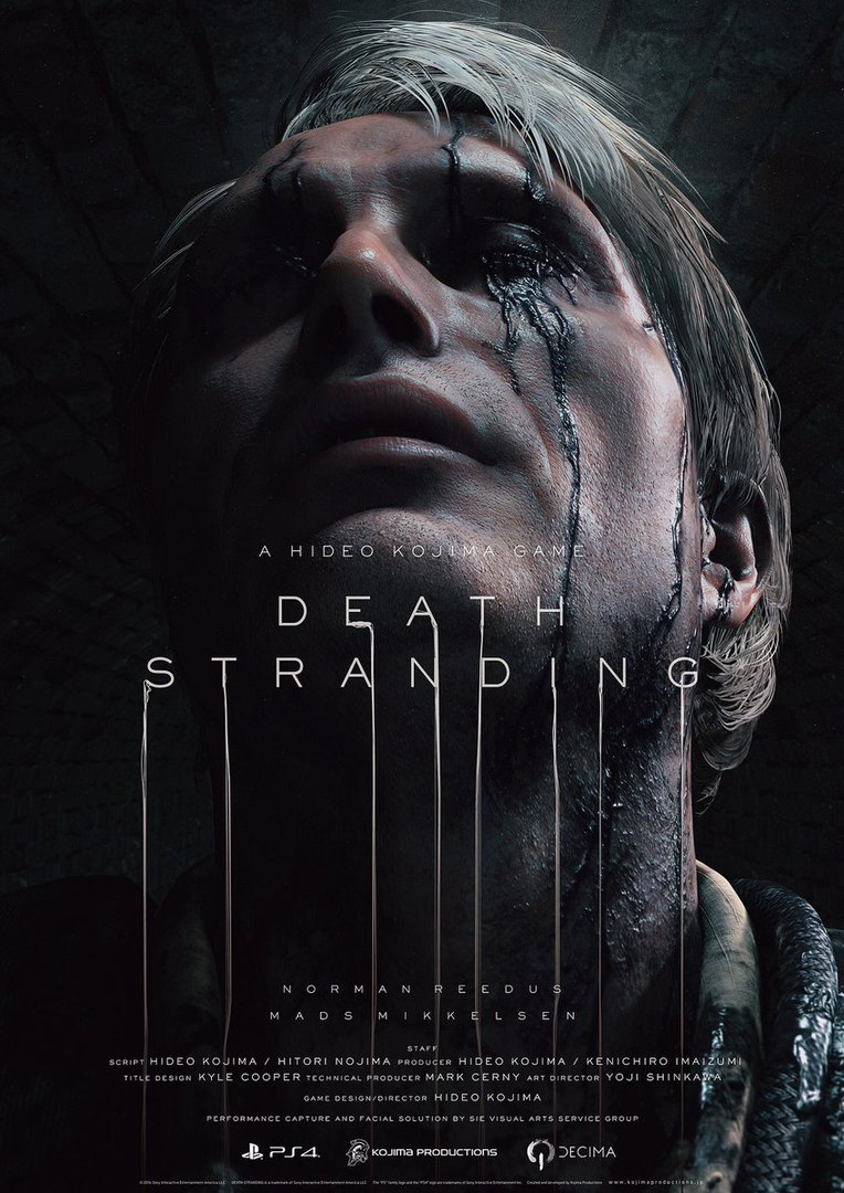 Death Stranding - The Game Awards: Новый трейлер Death Stranding - screenshot 1
