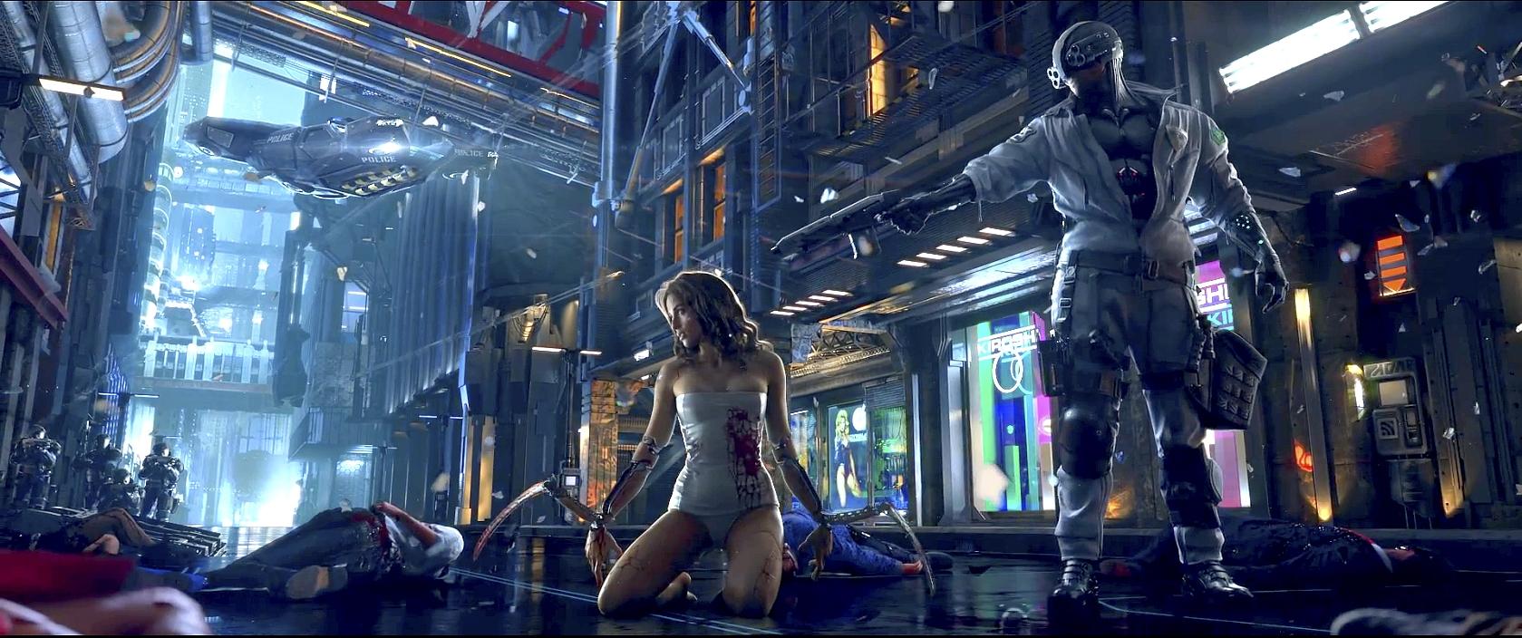 Cyberpunk 2077 скачать музыку
