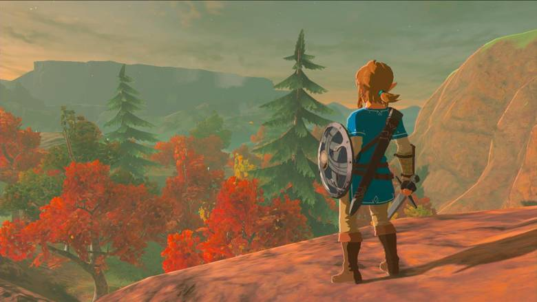 Nintendo Switch - Nintendo будет делиться скриншотами The Legend of Zelda: Breath of the Wild до релиза - screenshot 1