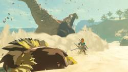 Nintendo - Гора новых скриншотов The Legend of Zelda: Breath of the Wild - screenshot 29