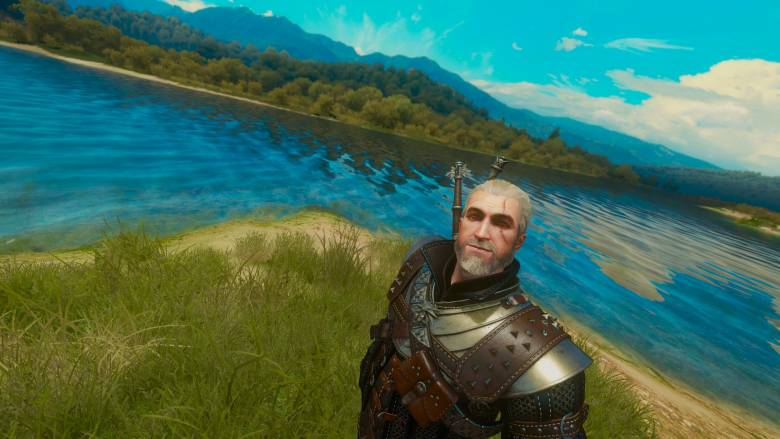 The Witcher 3: Wild Hunt - Теперь вы можете делать селфи в The Witcher 3: Wild Hunt, если очень хочется - screenshot 1