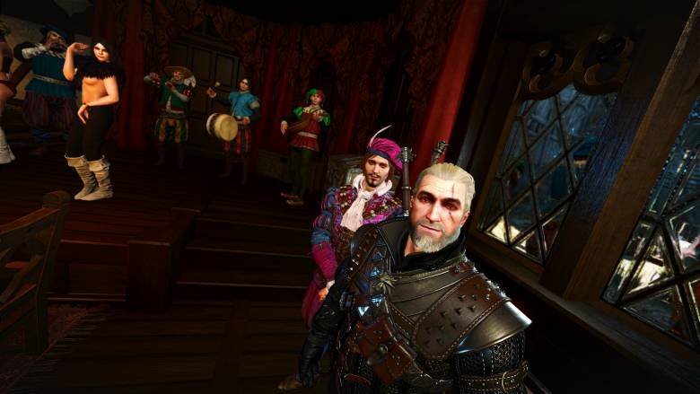 The Witcher 3: Wild Hunt - Теперь вы можете делать селфи в The Witcher 3: Wild Hunt, если очень хочется - screenshot 3