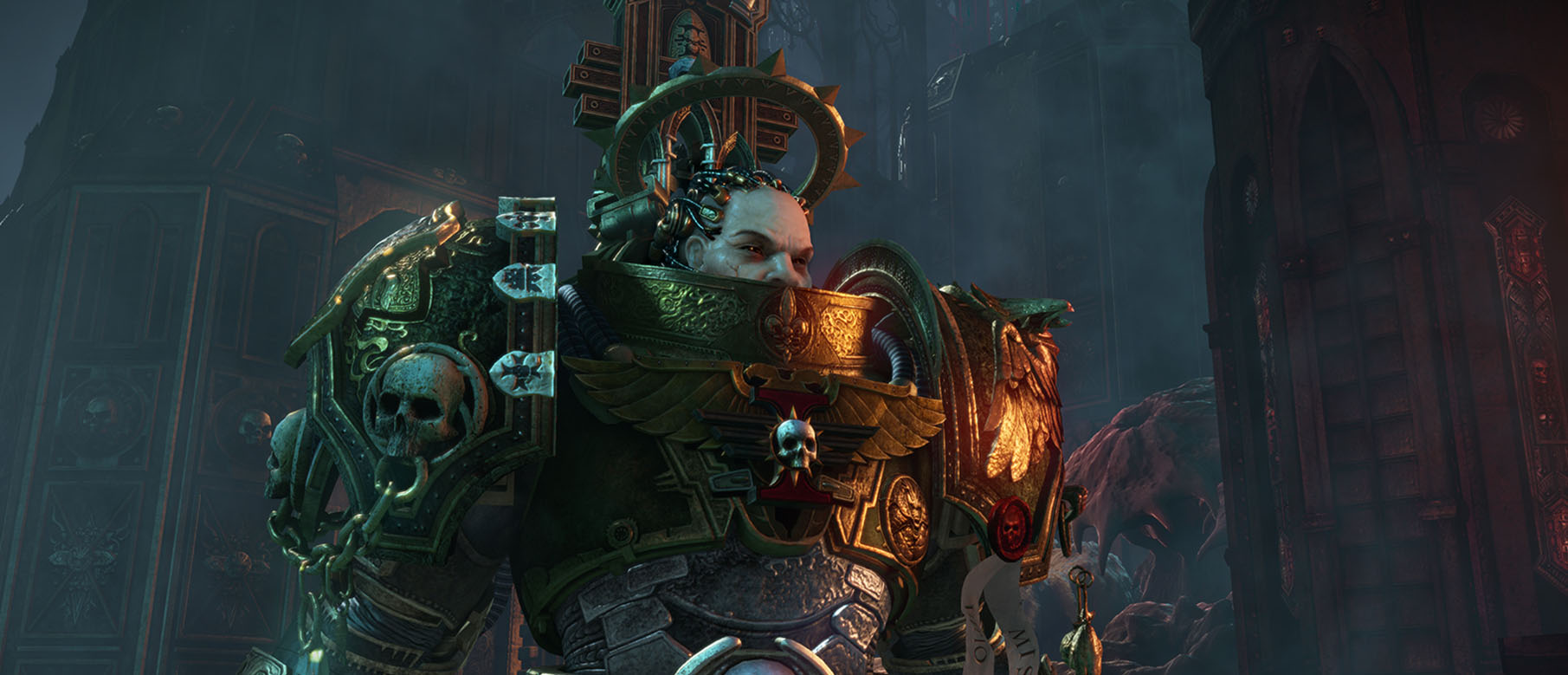 Изображение к Скоро вы сами сможете опробовать Warhammer 40,000: Inquisitor – Martyr