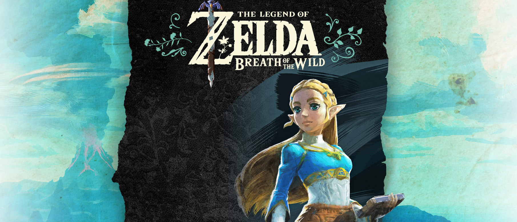 Изображение к The Legend of Zelda: Breath of the Wild на обложке Game Informer