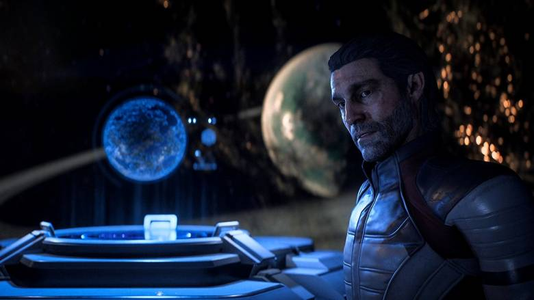 Mass Effect: Andromeda - Несколько новых скриншотов Mass Effect: Andromeda - screenshot 4