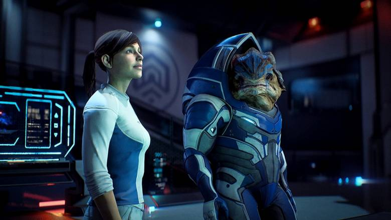 Mass Effect: Andromeda - Несколько новых скриншотов Mass Effect: Andromeda - screenshot 6
