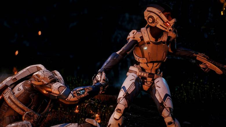 Mass Effect: Andromeda - Несколько новых скриншотов Mass Effect: Andromeda - screenshot 8