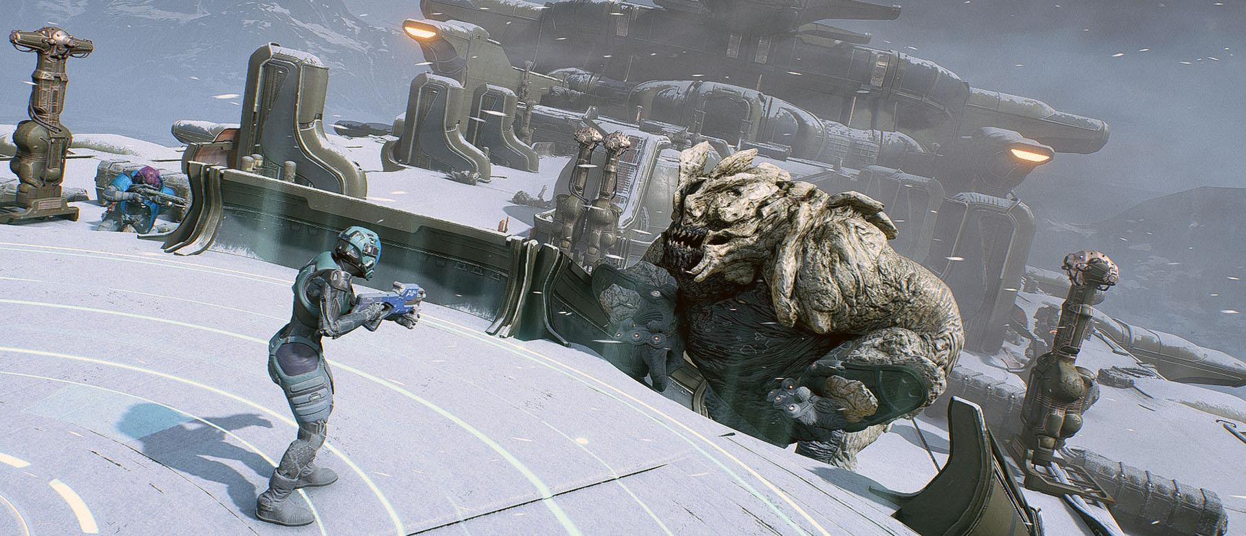 Mass Effect Andromeda X5 Ghost: Вы могли не заметить, но Bioware уже добавили винтовку X5
