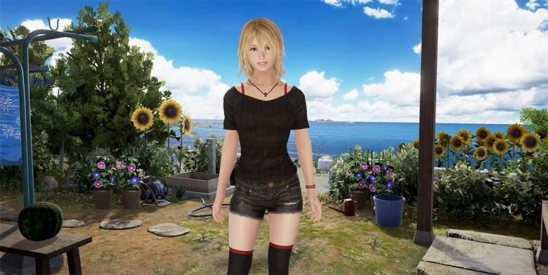 Bandai Namco Games - Первый трейлер PS VR эксклюзива Summer Lesson: Allison Snow Seven Days Garden - screenshot 3