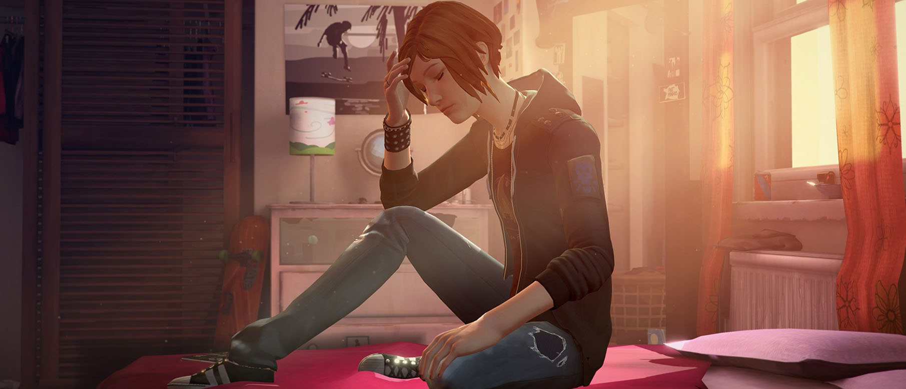 Изображение к Около 20 минут геймплея Life is Strange: Before the Storm