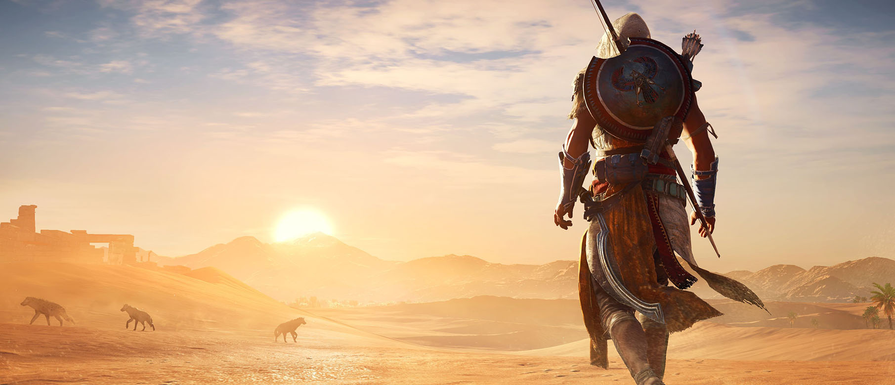 Изображение к Около 30 минут нового геймплея Assassin's Creed Origins