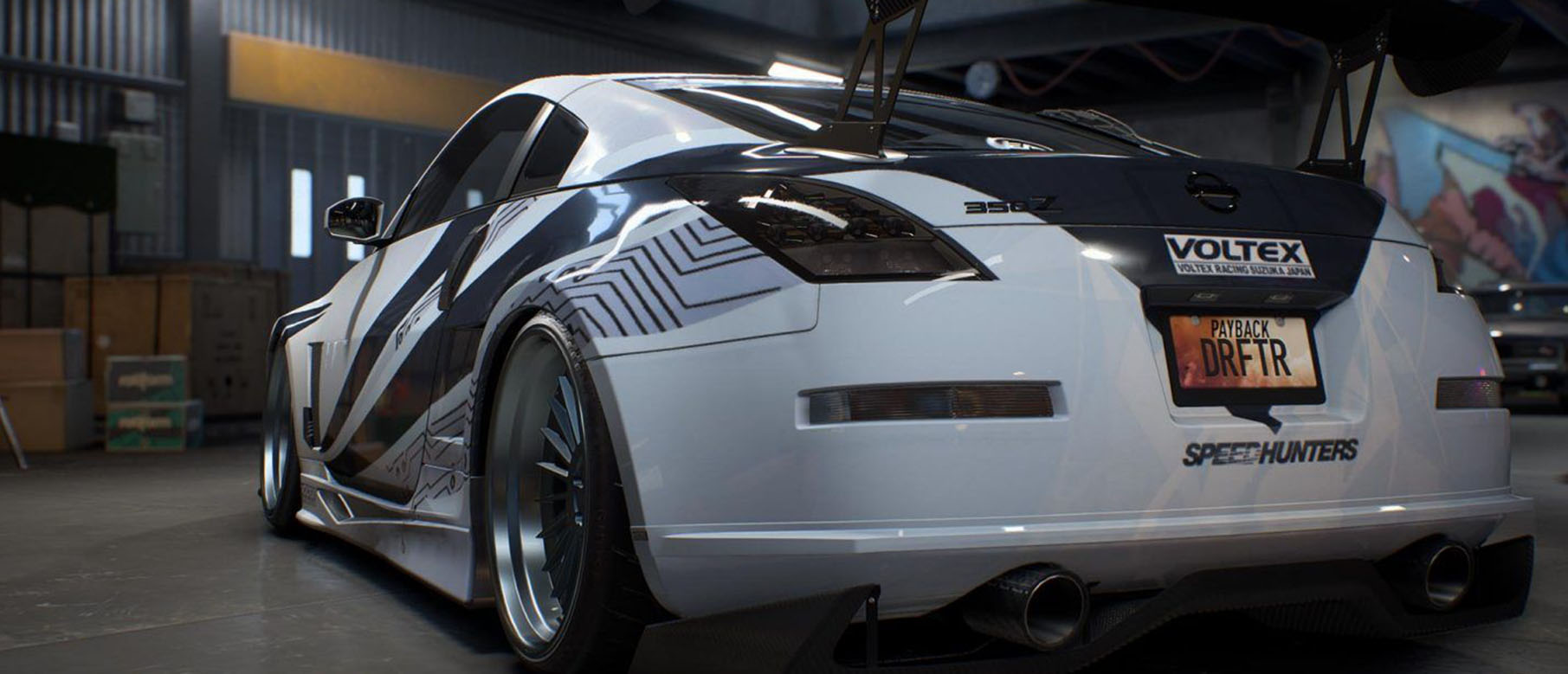 Изображение к Need for Speed Payback получит поддержку Xbox Scorpio и PS4 Pro и не выйдет на Switch