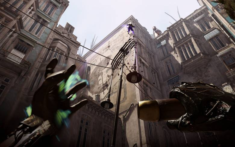 Dishonored 2 - Первые атмосферные скриншоты Dishonored 2: Death of the Outsider - screenshot 5