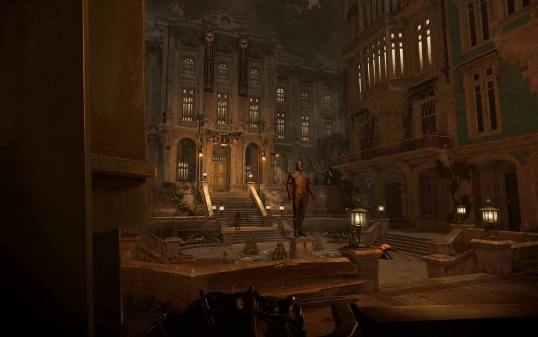 Dishonored 2 - Первые атмосферные скриншоты Dishonored 2: Death of the Outsider - screenshot 6