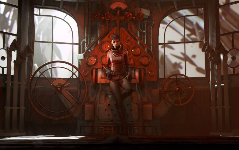 Dishonored 2 - Первые атмосферные скриншоты Dishonored 2: Death of the Outsider - screenshot 1