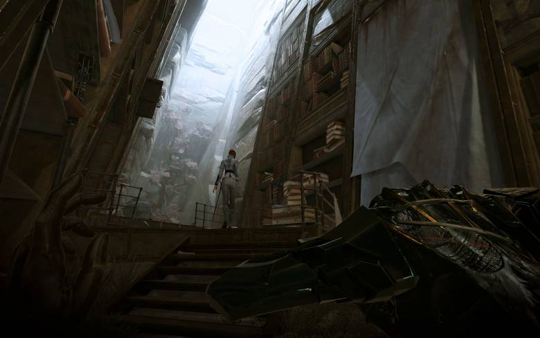 Dishonored 2 - Первые атмосферные скриншоты Dishonored 2: Death of the Outsider - screenshot 7
