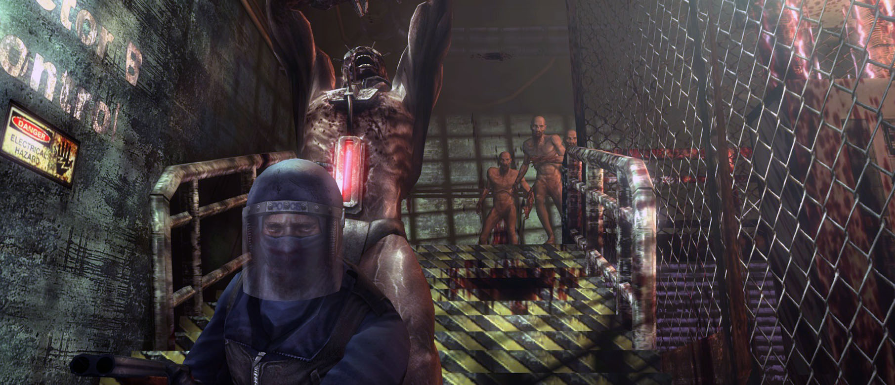 Изображение к Killing Floor бесплатно на Humble Bundle